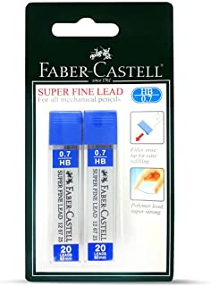 Faber Castell leads 0.7 mm HB, 126725-2