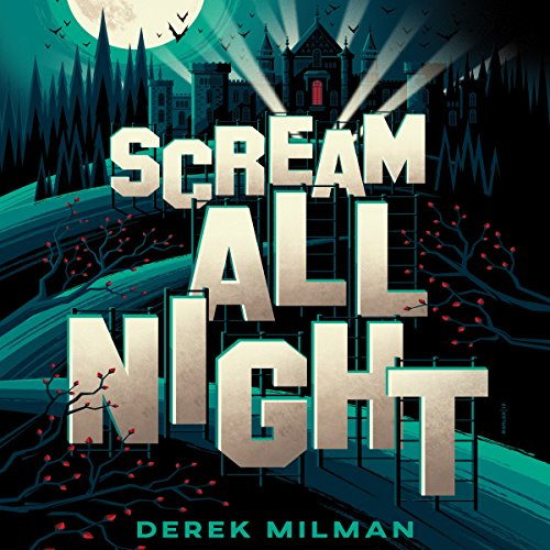 Scream All Night audiobook cover art