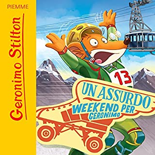 Un assurdo week end per Geronimo copertina