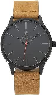Bevilles Roberto Carati Alexander Brown Leather Watch