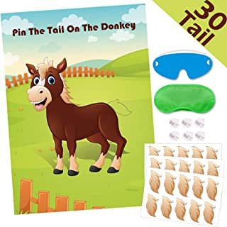 Best pin the tail on the donkey diy Reviews