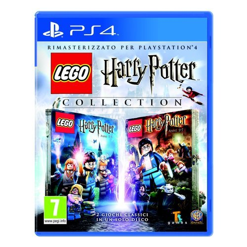 Warner Bros Ps4 Lego Harry Potter: Anni 1-7 - Classics - Playstation 4