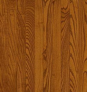 Bruce Hardwood Floors CB1211 Dundee Plank Solid Hardwood Flooring, Gunstock