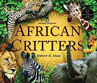 african animals for kids