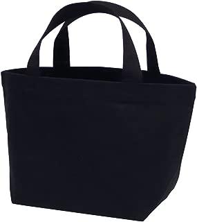 Marutama 丸玉工业 大手提包 手提袋 厚棉面料 Sワイド 黑色