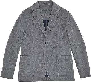 (チルコロ) CIRCOLO 1901 二つ釦ジャケット メンズ アンコンジャケット グレー 正規取扱店