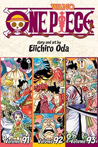 One Piece (Omnibus Edition), Vol. 31: Includes Vols. 91, 92 & 93