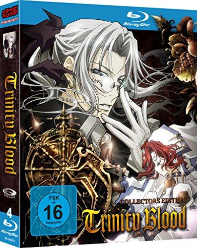 Trinity Blood - Gesamtausgabe [Blu-ray]