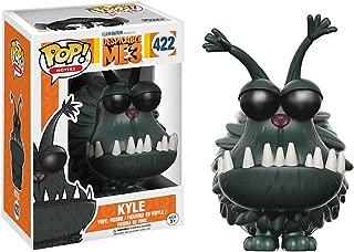 Funko Kyle: Despicable Me 3 x POP! Movies Vinyl Figure & 1 POP! Compatible PET Plastic Graphical Protector Bundle [#422 / 13431 - B]