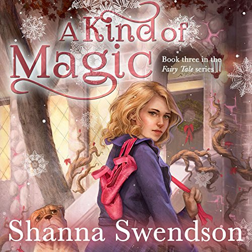 A Kind of Magic audiobook cover art