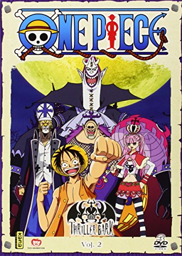 One Piece-Thriller Bark-Coffret 2