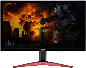Acer KG1 24in Widescreen Monitor Display Full HD (1920x1080) 1 ms GTG 16:9 144 Hz (Renewed)