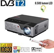 Proyector Full HD Nativo 1080P con TDT, Unicview FHD950 (