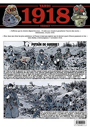Journal de guerre – 1918