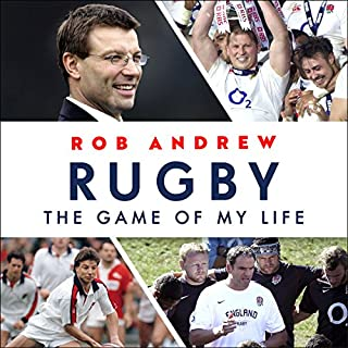 Rugby: The Game of My Life cover art