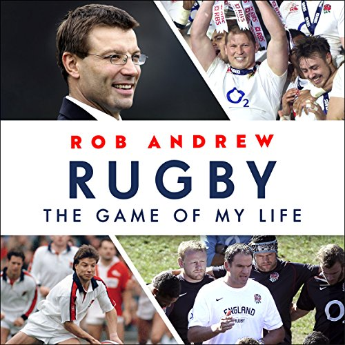 『Rugby: The Game of My Life』のカバーアート