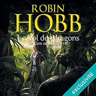 Page de couverture de Le vol des dragons