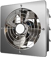 YGB Staande ventilator, huishouden, 8 inch afvoerventilator, keuken, sterke stroomventilator, badkamerventilatieluchtventi...