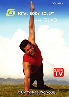 Total Body Sculpt with Gilad, Volume 4