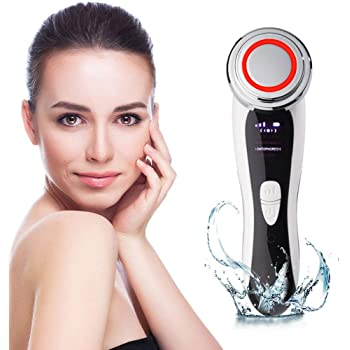 5 IN 1 Face Massager, Daily Care Facial Massage Device, Skin Tightening Rejuvenation Anti Aging Remove Wrinkles Beauty Kit