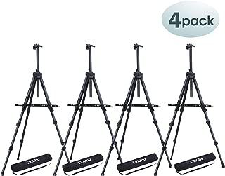 4 Pack Easel Stand, Ohuhu 72
