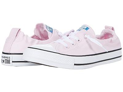 Converse Chuck Taylor(r) All Star(r) Shoreline Metallic (Pink Foam/Digital Blue/White) Women