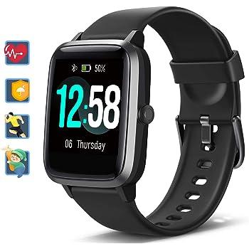 CanMixs Bluetooth Smart Watch mit Kamera, CM03: