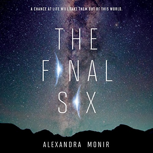 The Final Six audiobook cover art