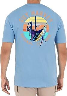 Guy Harvey Men's Billfish Collection Short Sleeve Pocket T-Shirt