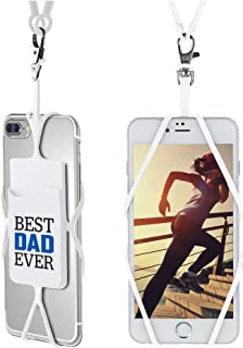 Gear Beast Universal Cell Phone Lanyard Compatible with iPhone, Galaxy & Most Smartphones Includes Phone Case Holder with Card Pocket, Silicone Neck Strap Manufacturer: Gear Beast