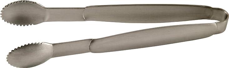 Fox Run Sugar Tongs, 0.5 x 1.25 x 4 inches, Metallic