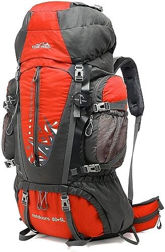 Weimilon Trekking Sac à Dos Randonnée à Dos Imperméable Extérieur Unique élégant Escalade Sac à Dos Sport Alpinisme Sacs Voyage Cyclisme Camping Sac à Dos Sac à Dos