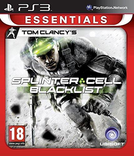 Ubisoft Tom Clancy's Splinter Cell: Blacklist, PS3 Basic PlayStation 3 Francese videogioco