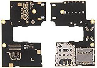 Micro SD Memory + SIM Card Reader Holder Flex For Motorola MOTO G3 3rd GEN XT1541 XT1540 XT1548 (SD & Single SIM)
