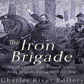 The Iron Brigade audiobook cover art