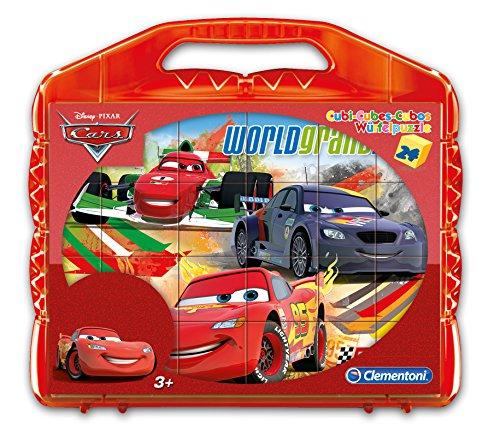 Clementoni The Movie Disney Pixar Cars Puzzle de Dados. (42447)