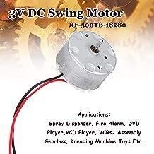 RF-500 DC 3V-6V 2800RPM Motor Cradle Swing Mini Electric DC Motor RF-500TB-18280