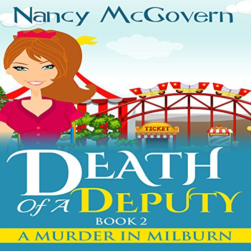 Death of a Deputy audiobook cover art
