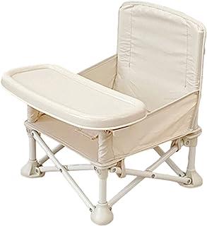 yotijar Multi-Functional Kids Eating Table Chair Portable Babies Dining Desk Seat