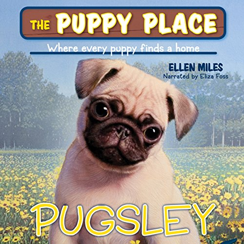 Puppy Place #9: Pugsley audiobook cover art
