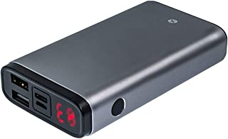 Dexim 10.000 mAh Powerbank, Metal
