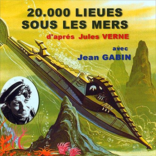 『Vingt mille lieues sous les mers』のカバーアート