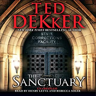 The Sanctuary audiobook cover art