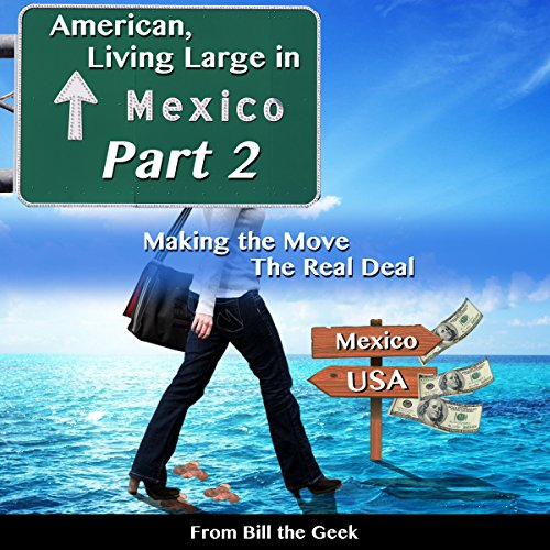 Making the Move, the Real Deal audiobook cover art