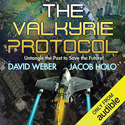 The Valkyrie Protocol cover art