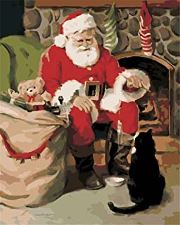 Best christmas cat drawing Reviews