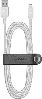 Momax Elite Lighting Cable (Triple-Braided) 1.2m, Silver