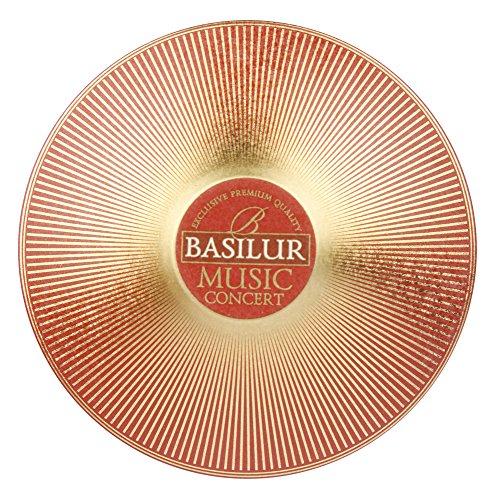 """Basilur Schwarztee """"Konzert London"""" 100 g Musikdose - 5"""