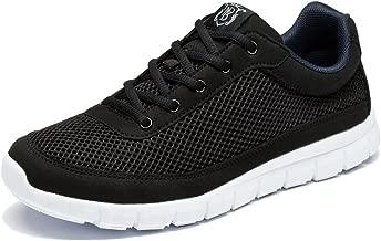 NeedBo Men's Lightweight Fashion Sneaker Comfortable Running Walking Shoe