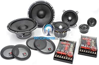 Focal Access 165 A3 6.5-Inch 3-Way Component Speaker Kit